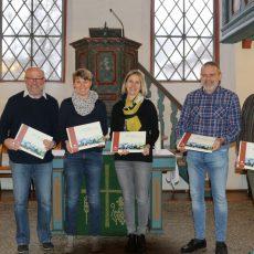 Buch 250. Kirchenjubiläum in Rittershausen