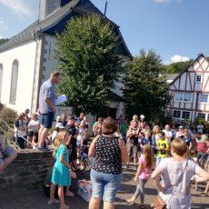 Dorffest zum 250. Kirchenjubiläum in Rittershausen